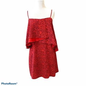 Twelfth Street by Cynthia Vincent Red Dress Size P